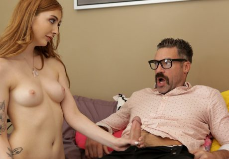 BadTeensPunished - Megan Winters - Redhead Step Daughter - S6:E3