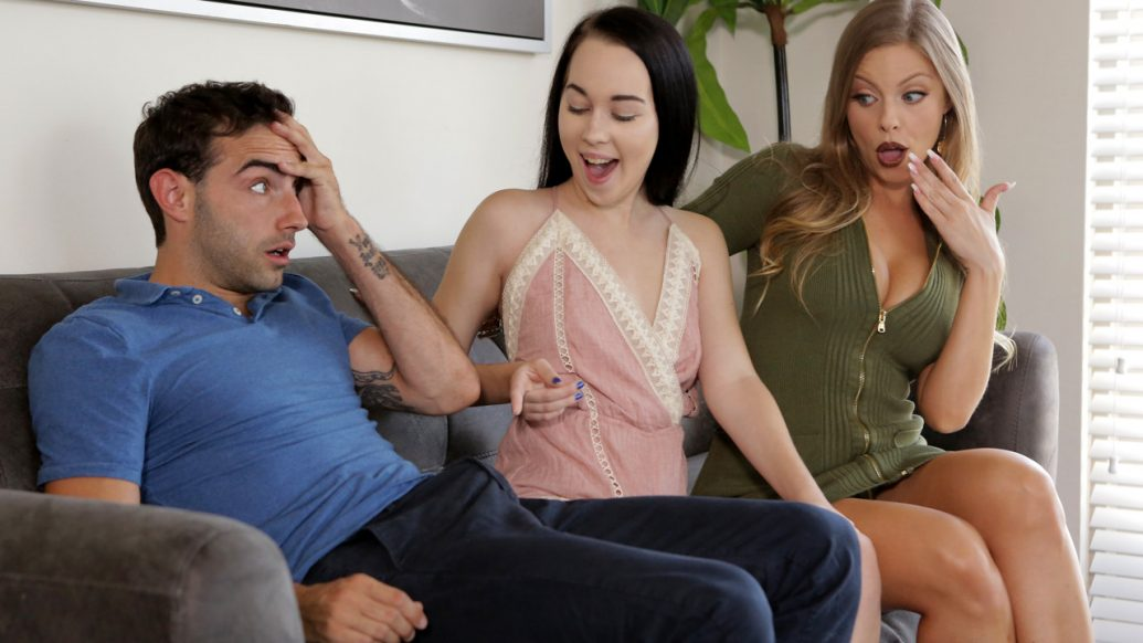 Bambi Black - Britney Amber - Picture Perfect Family - S6-E2