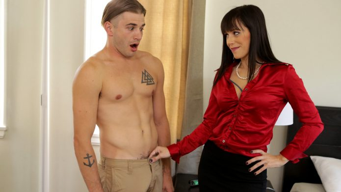 MomsTeachSex - Alana Cruise - Mother Knows Best - S10-E4