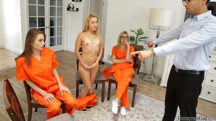 DetentionGirls - Lilly Ford - Seducing The Admin - S1-E8