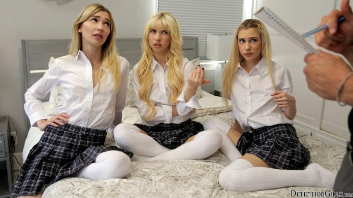 Chanel Shortcake - Kenzie Reeves - Mackenzie Moss - Girl Power - S2-E2