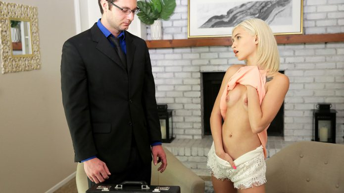 Kiara Cole with The Lawyer