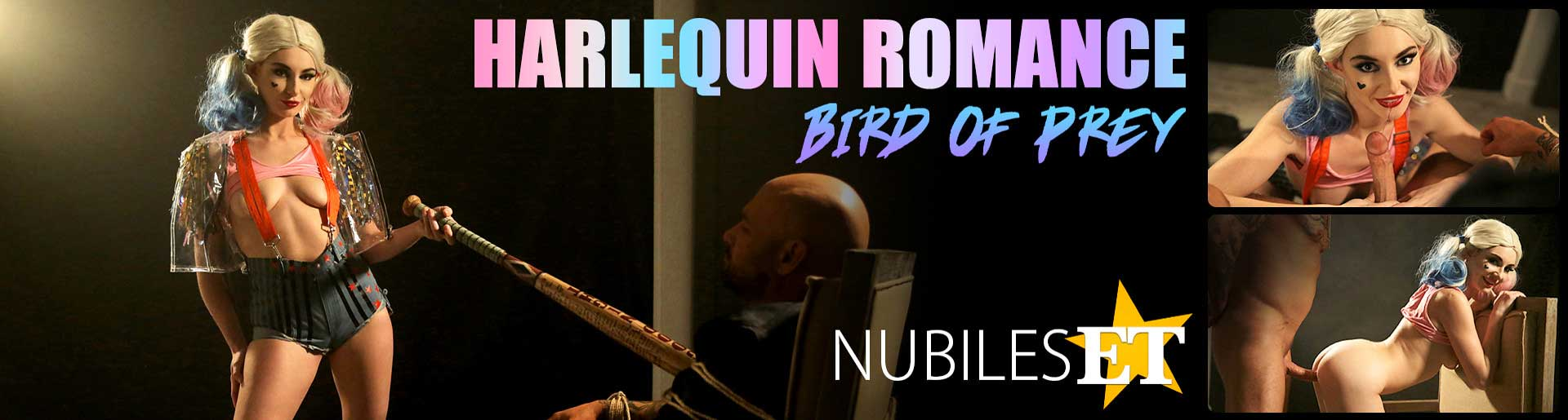 Nubiles.net - Harlequin Romance - Bird of Prey