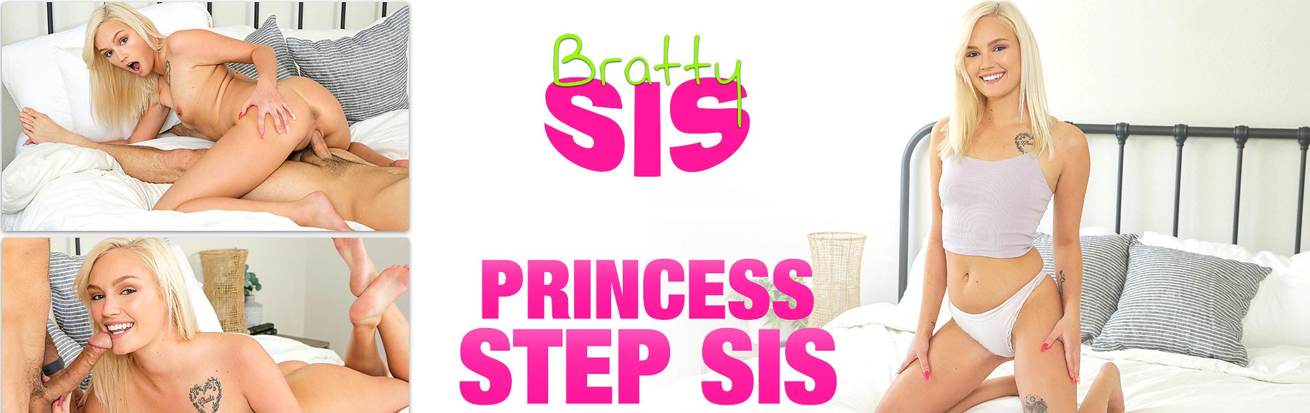 BrattySis.com Slider - Princess Step Sis - Winter Bell