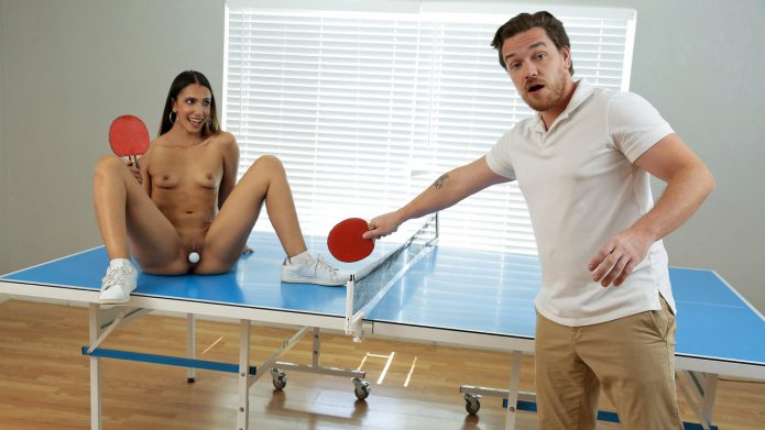 PrincessCum Angelica Cruz - Strip Pong With My Step Sis - S4-E8