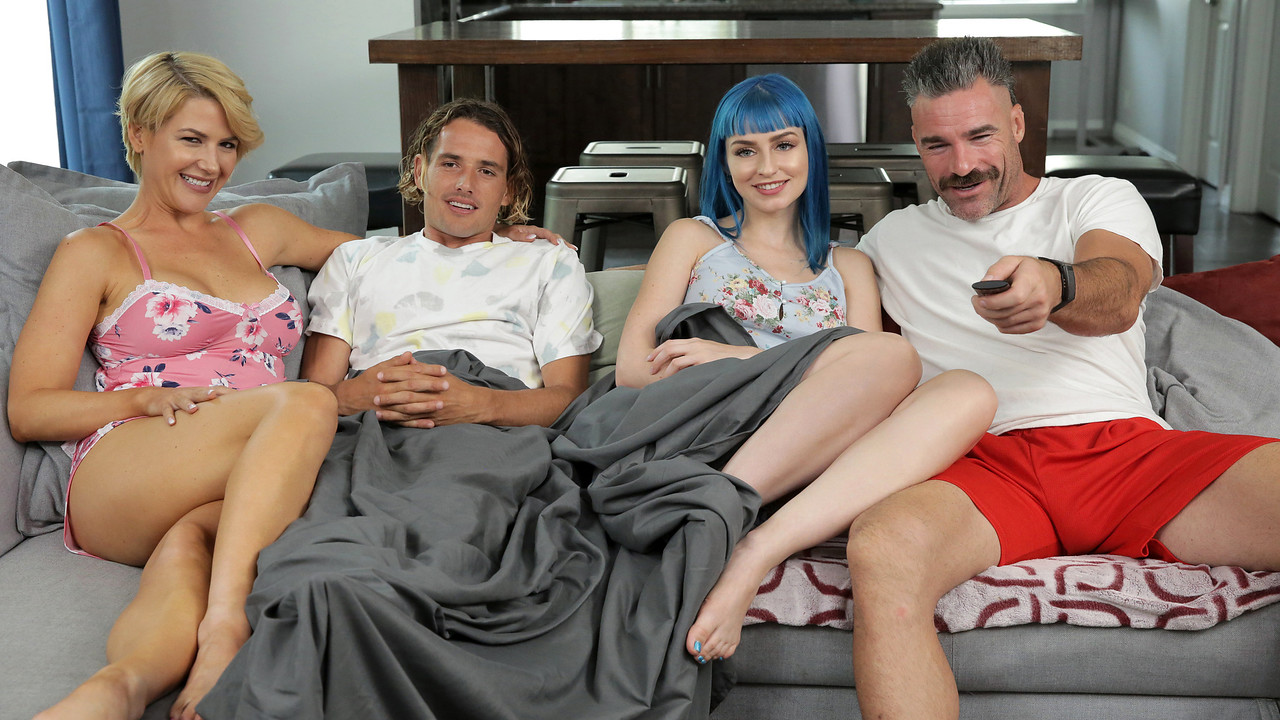FamilySwap Jewelz Blu - Kit Mercer - Daddy Gives Gold Stars - S1:E7