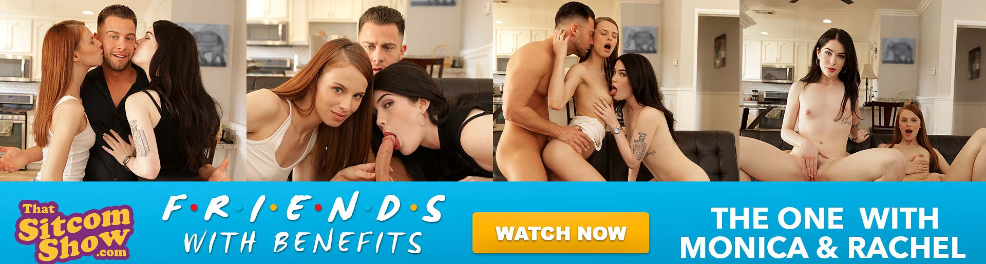 ThatSitcomShow Ffriends with benefits