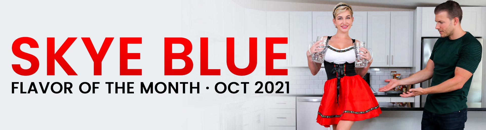 Flavor of the month Skye Blue October 2021